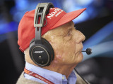 Niki Lauda returns to hospital after contracting flu over Christmas