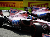 Force India to implement team orders