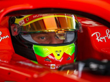 Schumacher ready for Nurburgring FP1 after Fiorano Ferrari test