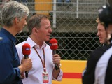 Martin Brundle suffered small heart attack before Monaco GP podium