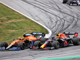 Norris: Perez's overtake attempt was 'a bit stupid'