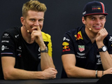 Hulkenberg lobbied Red Bull for seat next to Verstappen