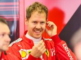 Vettel picks up the pace in Bahrain