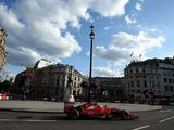 Formula One takes to the streets of London