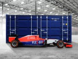 Manor Marussia unveils livery tweak