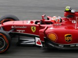 Ferrari limited in F14T adjustability for Raikkonen