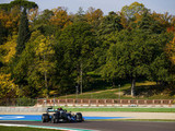 Bottas edges out Hamilton for Imola pole