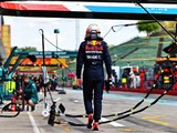 Verstappen 'a little bit behind' after driveshaft failure