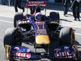 Toro Rosso optimistic about STR8 potential