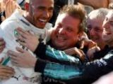 Brundle: Hamilton signs off in style