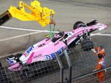 Ocon: Perez has apologised to me