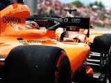 Vandoorne starts the Hungarian GP weekend with a fresh chassis