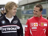Vettel had Schumacher levels of professionalism