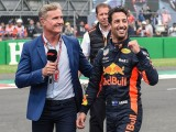 Daniel Ricciardo: Mexico pole celebrations weren't directed at Max Verstappen