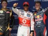 Hamilton storms to Hungarian pole position