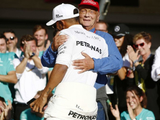 Hamilton: Lauda would have taken his hat off to Hungarian GP win