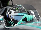 Rosberg takes the lead in final practice
