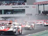 Le Mans 24 Hours evening report - Toyota runs one-two after early rain chaos