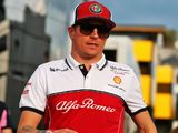 Kimi has Alfa agreement, 'doesn't read contracts'