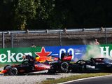 Max Verstappen, Lewis Hamilton collide, take each other out of Italian Grand Prix