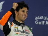 Perez overjoyed with podium after 'tough' 2013