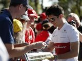 "Charles Leclerc: Bahrain the site of ""one of my best races"""