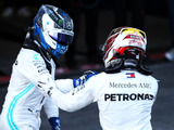 Hamilton: Too early to say it's a two-horse race