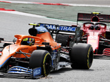 'Fraction wrong and Sainz would've been launched'