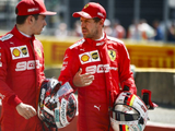 Leclerc identifies reason for Vettel superiority