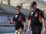 Grosjean hit with 20 place grid drop