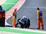 Start of F1 Portuguese GP qualifying delayed due to track repairs