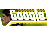 Google runs special artwork for Senna birthday