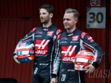 Haas confirms Magnussen and Grosjean for F1 2019