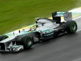 FP1: Rosberg and Hamilton fastest in the damp