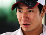 Caterham not ruling out Kobayashi for F1 return