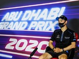 Aitken still in limbo over F1 Williams Abu Dhabi drive