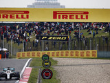 Chinese GP: Race team notes - Pirelli