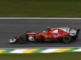 Brazil GP: Practice notes - Ferrari