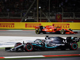 The challenge is uplifting, says Wolff