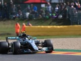 Bottas Pleased With How His Mercedes Felt Around Spa in Friday Practice