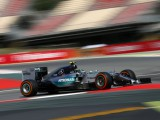 Rosberg cruises to first 2015 win in Spain