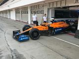 Pirelli ends its two-day Budapest tyre test
