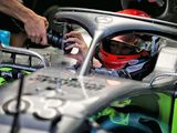 Russell quickest in Bahrain test – for Mercedes