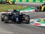 "Bottas' F1 race starts affected by ""some disturbance"""