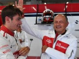 Leclerc predicts big things for Sauber