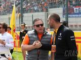 McLaren targets Red Bull-Renault era of F1 domination