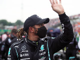 'Hamilton lucky, sublime, big psychological bonus'