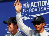 Mercedes duo expect business as usual