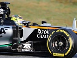 Perez feels baseline of new Force India has good potential