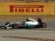Rosberg Edges Ahead Of Hamilton In Final Practice